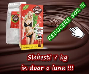 Chocolate Slim pentru slabit